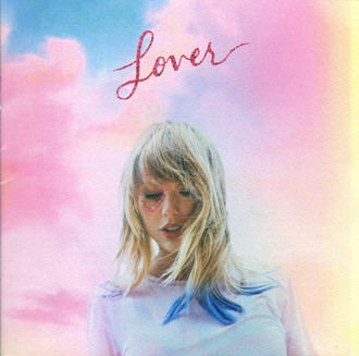 CD TAYLOR SWIFT - LOVER (2019) NOVO/LACRADO