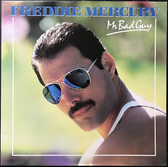 CD FREDDIE MERCURY - MR. BAD GUY (1985) NOVO/LACRADO