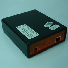 TRANSMISSOR CODE LEARN 433MHZ INTERFACE ETHERNET TCP/IP