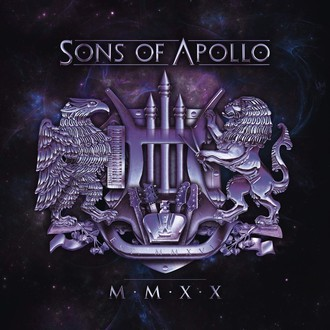 CD SONS OF APOLLO - MMXX (2020) SPLICASE NOVO/LACRADO