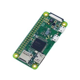 Raspberry Pi Zero W ANATEL com wireless e bluetooth (K14)