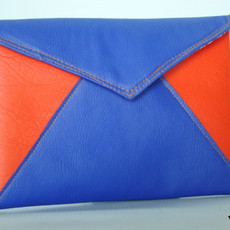 Clutch Bicolor Envelope