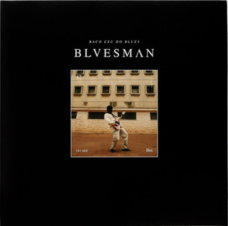"LP Baco Exu do Blues ""Bluesman"" 2019"