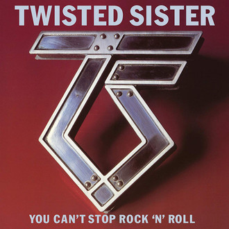 CD TWISTED SISTER ‎– YOU CAN'T STOP ROCK 'N' ROLL (2018) 2CD PROMOÇÃO