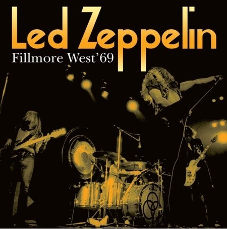 LP LED ZEPPELIN - FILLMORE WEST '69 (NOVO)
