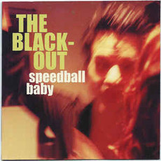 CD SPEEDBALL BABY - THE BLACK-OUT (USADO/IMPORTADO)