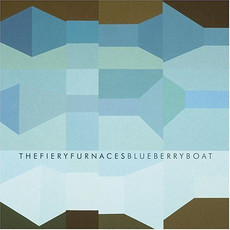 CD THE FIERY FURNACES - BLUEBERRY BOAT (USADO)