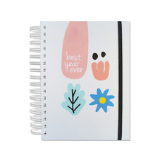"Planner anual ""best year ever"""