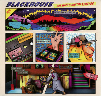 Blackhouse ‎– One Man's Collection 1984-89 (excelente industrial)