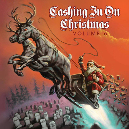 CASHING IN ON CHRISTMAS VOLUME 6 [LP]