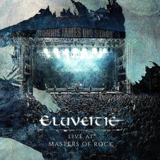 CD ELUVEITIE - LIVE A MASTER OF ROCK (2019) NOVO/LACRADO