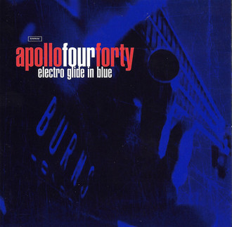 CD APOLLO FOUR FORTY - ELECTRO GLIDE IN BLUE  (USADO)