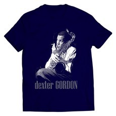 Camiseta _ Dexter Gordon