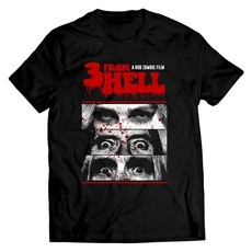 Camiseta - 3 From Hell