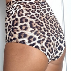 Hotpants Animal Print