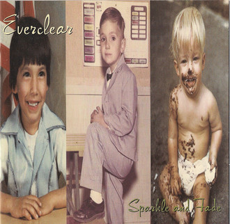 CD EVERCLEAR - SPARKLE AND FADE (USADO)