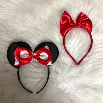 tiara minnie e mickey