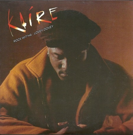 "Compacto KAIRE - ROCK WITCHA / LOVEY DOVEY (7"")"