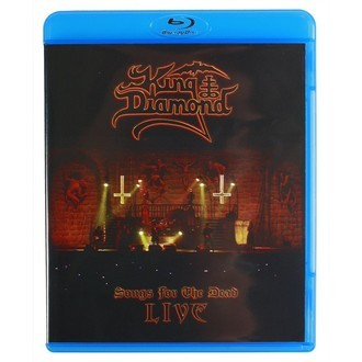 BLU-RAY KING DIAMOND - SONGS FOR THE DEAD LIVE (NOVO/LACRADO)