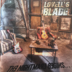 CD LOVELL'S BLADE - THE NIGHTMARE BEGINS (2019) NOVO/LACRADO