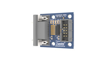 PLACA CONVERSOR SERIAL RS-232 P/ SERIAL TTL