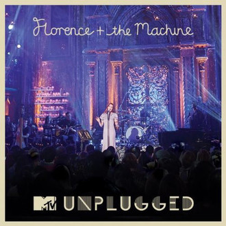 CD FLORENCE + THE MACHINE - UNPLUGGED (2012) CD+DVD NOVO/LAC IMP