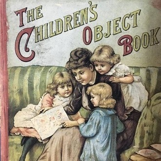 CD THE CHILDREN'S OBJECT BOOK (USADO)