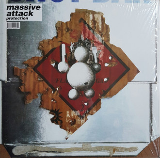 LP MASSIVE ATTACK - PROTECTION (1994) NOVO/LACRADO IMP
