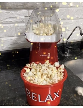 Pote popcorn Relax