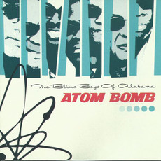 CD THE BLIND BOYS OF ALABAMA ‎- ATOM BOMB (USADO)