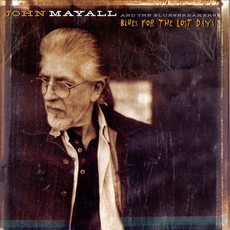CD JOHN MAYALL & THE BLUESBREAKERS - BLUES FOR THE LOST DAYS (USADO)