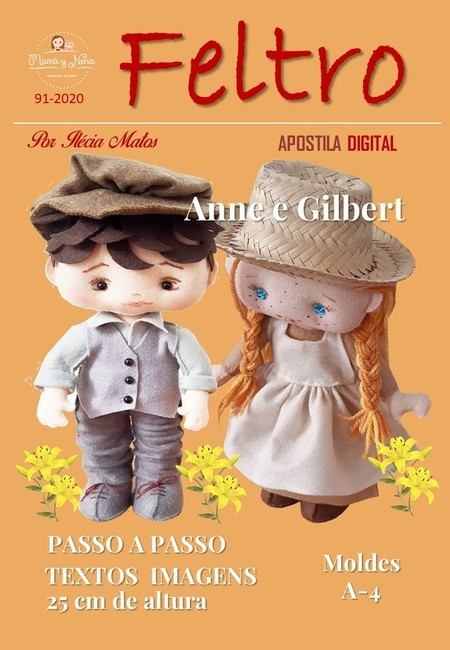 Apostila Digital Anne e Gilbert