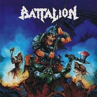 CD BATTALION - BLEEDING TILL DEATH (NOVO/LACRADO)