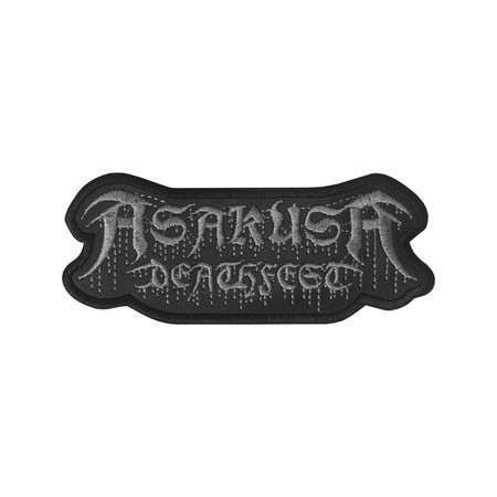 ASAKUSA DEATH FEST 2019 Official Embroidered Patch