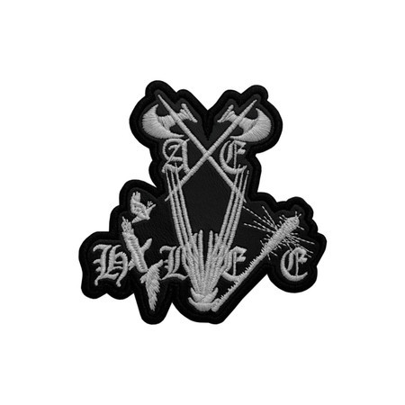 AXE HELVETE  Official Embroidered Patch