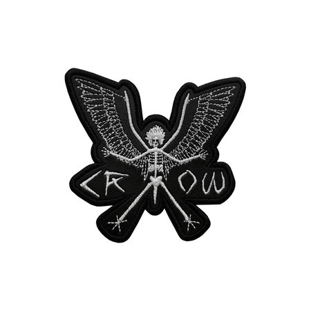 CROW Last Chaos Official Embroidered Patch