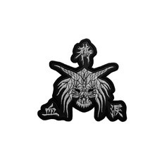 CROW Blood Tear Official Embroidered Patch