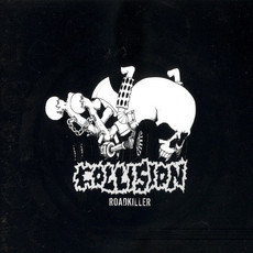 "COLLISION ""Roadkiller"" CD"