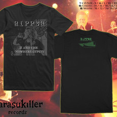 宗 AND THE NOWHERE GYPSYS Official T-Shirt