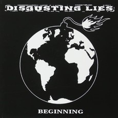 "DISGUSTING LIES ""BEGINNING"" CD + DVD"