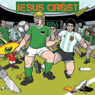"JESUS CROST ""1986"" LP"