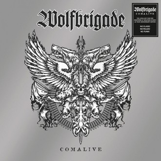 "WOLFBRIGADE ""COMALIVE"" LP (リリース10周年記念盤/レッドクリアー盤)"