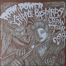 Raw Power / Cripple Bastards ‎– Japan Tour 2019 Flexi