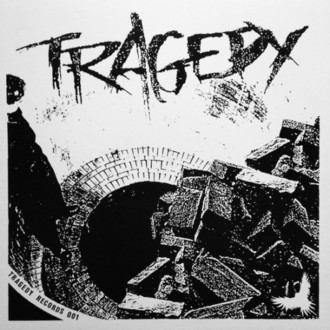 TRAGEDY - 1st LP