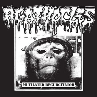 AGATHOCLES - Mutilated Regurgitator LP‬