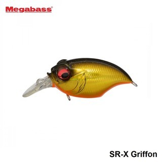 Isca Artificial Megabass Sr-x Griffon 45mm 7g Made In Japan