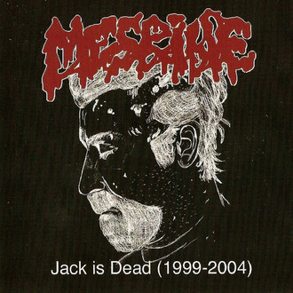 MESRINE - Jack is Dead (1999​-​2004) CD