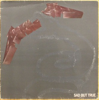 EP Metallica - Sad But True ( Importado / Raro )