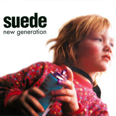 CD SUEDE ‎- NEW GENERATION (CD SINGLE) (USADO)