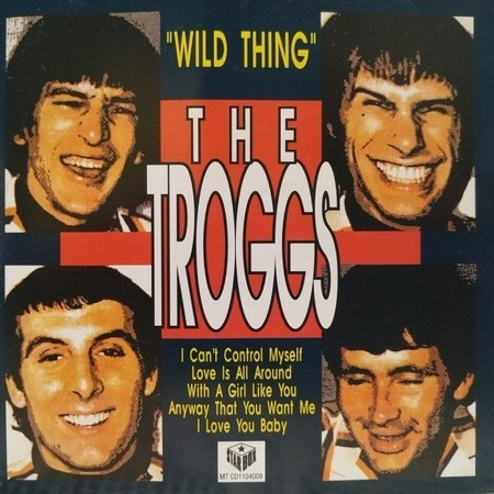 CD THE TROGGS - WILD THING (USADO)